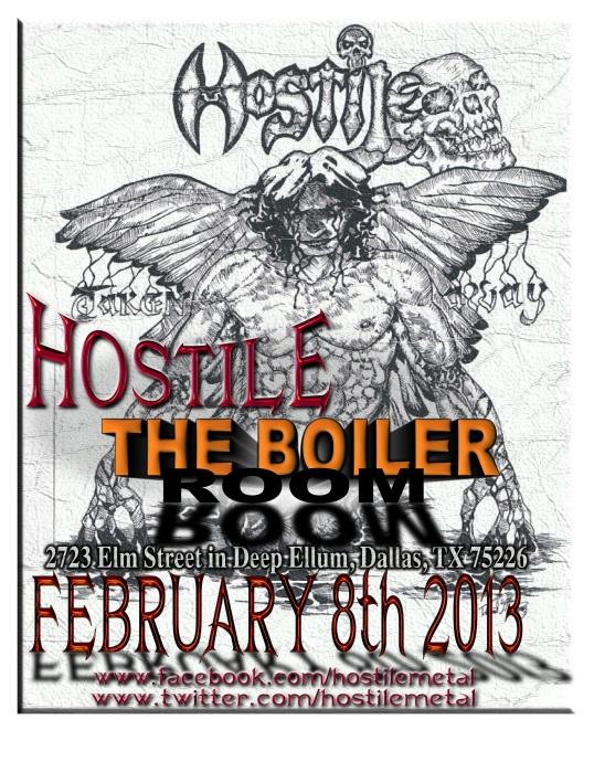 HOSTILE BOILER ROOM (2)