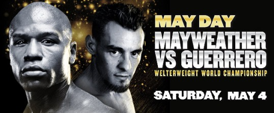 Mayweather-vs-Guerrero-fight