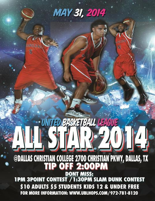 2014 UBL ALL STAR