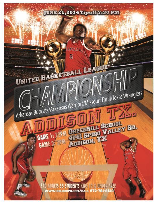 2014 ubl championship