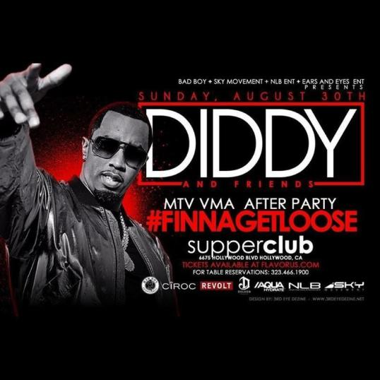 DIDDY MTV