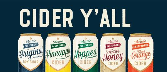 AUSTIN EAST CIDERS