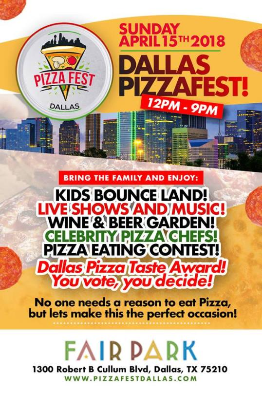 DALLAS PIZZA FEST