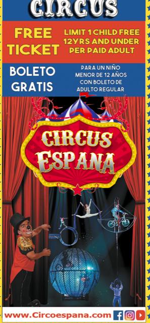 CIRCUS ESPANA 2